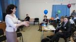 Карачева Наталья Михайловна отвечает на вопросы жюри