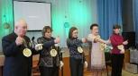 Участники мастер-класса М.Ю.Королёвой: классная у нас семья!