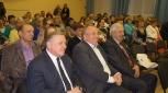 Реакция зала на яркое выступление О.Г.Шкаредной