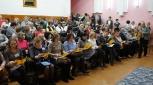 Жюри: дружно изучаем информацию об участниках конкурса