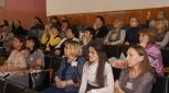 Жюри и зрители на методическом семинаре