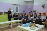 Зрители и жюри на педагогическом мероприятии с детьми  Н.В.Карачевой