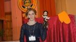 Серьёзные куклы из папье-маше