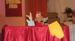 Мини-спектакль кукольного театра